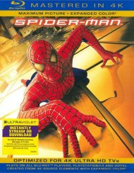 Spider-Man (Blu-ray + UltraViolet)