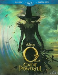 Oz The Great And Powerful (Blu-ray + Digital Copy)