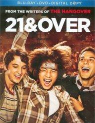 21 & Over (Blu-ray + DVD + Digital Copy)