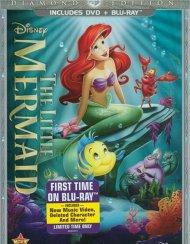 Little Mermaid, The: Diamond Edition (DVD + Blu-ray Combo)