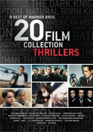 Best Of Warner Bros.: 20 Film Collection - Thrillers