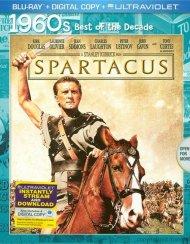 Spartacus (Blu-ray + Digital Copy + UltraViolet)