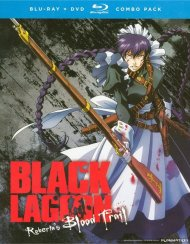 Black Lagoon: Robertas Blood Trail OVA (Blu-ray + DVD Combo)