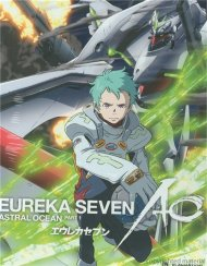 Eureka Seven AO: Part One - Limited Edition (Blu-ray + DVD Combo)