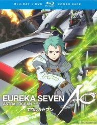 Eureka Seven AO: Part One - Alternate Art (Blu-ray + DVD Combo)