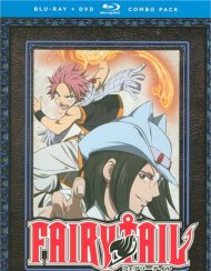 Fairy Tail: Part Six (Blu-ray + DVD Combo)