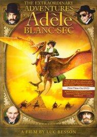 Extraordinary Adventures Of Adele Blanc-Sec, The