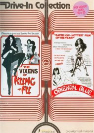 Vixens Of Kung-Fu, The / Oriental Blue (Double Feature)