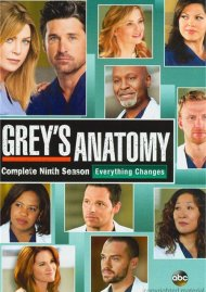 Greys Anatomy: The Complete Ninth Season