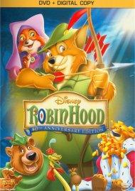 Robin Hood: 40th Anniversary Edition (DVD + Digital Copy)