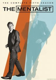 Mentalist, The: The Complete Fifth Season