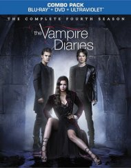 Vampire Diaries, The: The Complete Fourth Season (Blu-ray + DVD + UltraViolet)