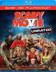 Scary Movie 5 (Blu-ray + DVD + UltraViolet)