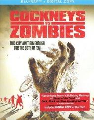 Cockneys Vs. Zombies (Blu-ray + DVD + Digital Copy)
