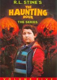 R.L. Stine: The Haunting Hour - Volume Five