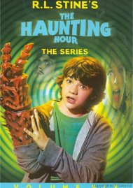 R.L. Steins: The Haunting Hour - Volume Six