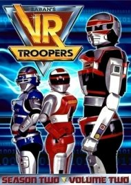 V.R. Troopers: Season Two - Volume Two
