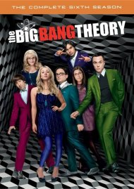 Big Bang Theory, The: The Complete Sixth Season
