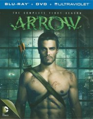 Arrow: The Complete First Season (Blu-ray + DVD + UltraViolet)