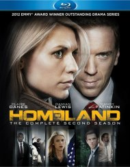 Homeland: The Complete Season Two