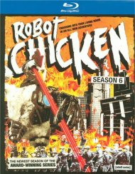 Robot Chicken: Season Six (Blu-ray + UltraViolet)