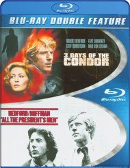 3 Days Of Condor / All The Presidents Men (Double Features)