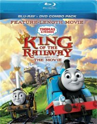 Thomas & Friends: King Of The Railway - The Movie (Blu-ray + DVD Combo)