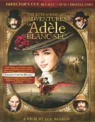 Extraordinary Adventures Of Adele Blanc-Sec, The: Directors Cut (Blu-ray + DVD + Digital Copy)