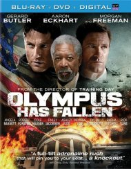 Olympus Has Fallen (Blu-ray + DVD + UltraViolet)