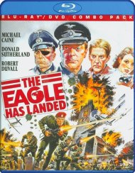 Eagle Has Landed, The: Collectors Edition (Blu-ray + DVD Combo)