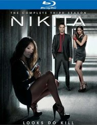 Nikita: The Complete Third Season (Blu-ray + UltraViolet)