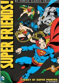 Super Friends!: Legacy Of Super Powers - Season Six