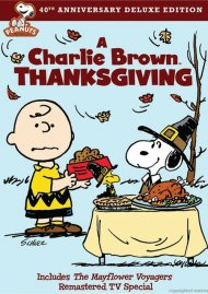 Charlie Brown Thanksgiving, A: 40th Anniversary Deluxe Edition