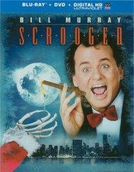 Scrooged: 25th Anniversary (Steelbook + Blu-ray + DVD + UltraViolet)