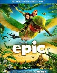 Epic (Blu-ray + DVD + Digital Copy)