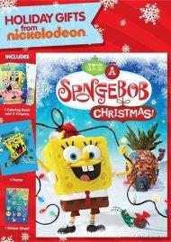 SpongeBob SquarePants: Its A SpongeBob Christmas! (Repackage)