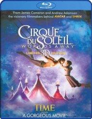 Cirque Du Soleil: Worlds Away 3D (Blu-ray 3D + Blu-ray)