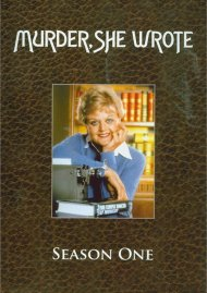 Murder, She Wrote: The Complete First Season (Repackage)