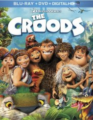 Croods, The (Blu-ray + DVD + Digital Copy)
