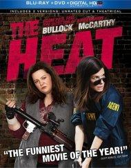 Heat, The (Blu-ray + DVD + UltraViolet)