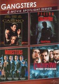 Gangsters: 4-Movie Spotlight Series