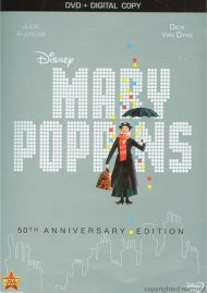 Mary Poppins: 50th Anniversary Edition (DVD + Digital Copy)