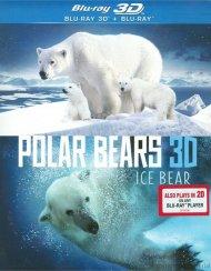 Polar Bears 3D: Ice Bear (Blu-ray 3D + Blu-ray)