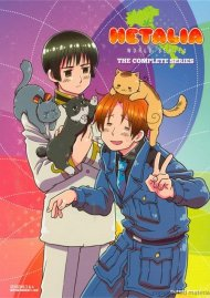 Hetalia: World Series - The Complete Series