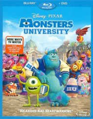 Monsters University (Blu-ray + DVD Combo)