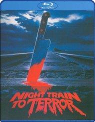 Night Train To Terror (Blu-ray + DVD Combo)