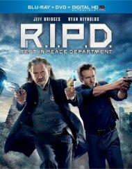 R.I.P.D. (Blu-ray + DVD + UltraViolet)