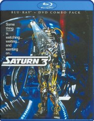 Saturn 3 (Blu-ray + DVD Combo)