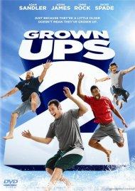 Grown Ups 2 (DVD + UltraViolet)