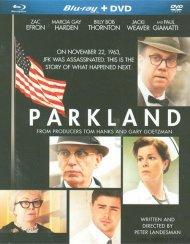 Parkland (Blu-ray + DVD Combo)